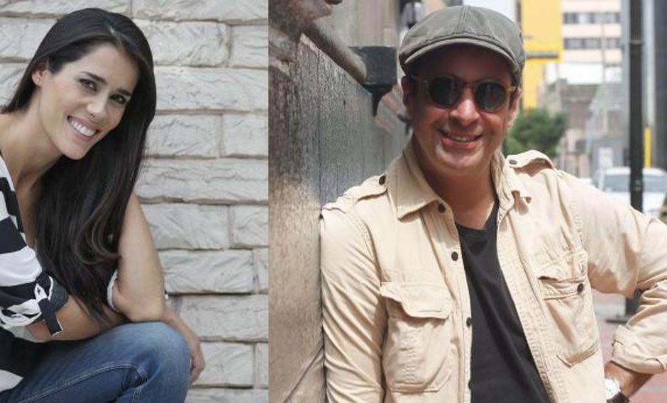 Carlos Carlín y Gianella Neyra regresan a la pantalla grande