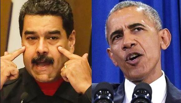 "Maduro: ""Tengo pruebas de que Obama se obsesionó conmigo"""