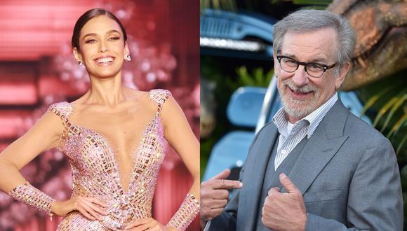 Janick Maceta habló sobre su trabajo con estrellas como Steven Spielberg y Lady Gaga. (Fotos: Tracy Nguyen para Miss Universo/ Robyn Beck para AFP)