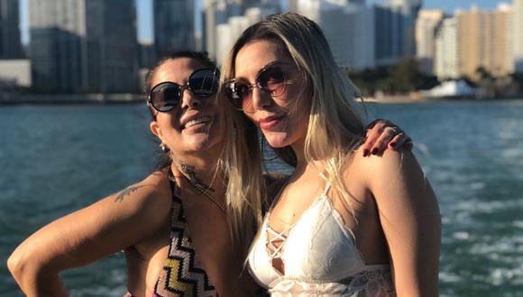 La relación de madre e hija entre Alejandra Guzmán y Frida Sofía al parecer empezó a resquebrajarse cuando la joven empezó a crecer. (Foto: Instagram @laguzmanmx)