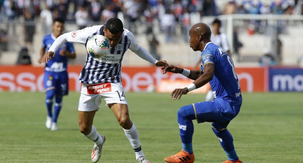 Alianza Lima recibe a Binacional en Matute el domingo en la final de la Liga 1. (GEC)