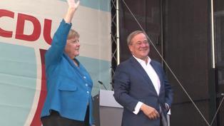 Merkel y Scholz intentan movilizar electores en Alemania ante comicios impredecibles