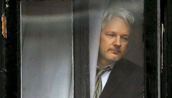 Suecia reabre juicio por violación sexual contra Julian Assange, fundador de WikiLeaks. (AP)