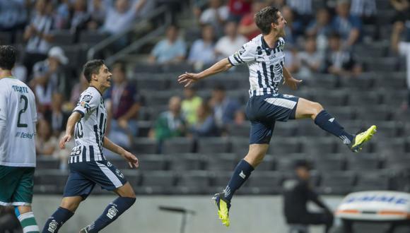 Monterrey ganó 4-2 a Zacatepec y avanzó a cuartos de final de la Copa MX | VIDEO. (Foto:AFP)