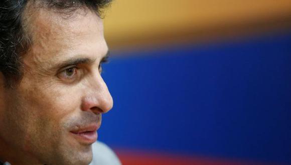 """Capriles: """"Venezuela ya ha entrado en una etapa de desenlace"""""""