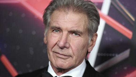"""Star Wars"": Harrison Ford vio ""The Force Awakens"" y opinó esto"
