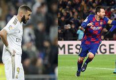 Clásico español: Una semana decisiva para el Barcelona y Real Madrid