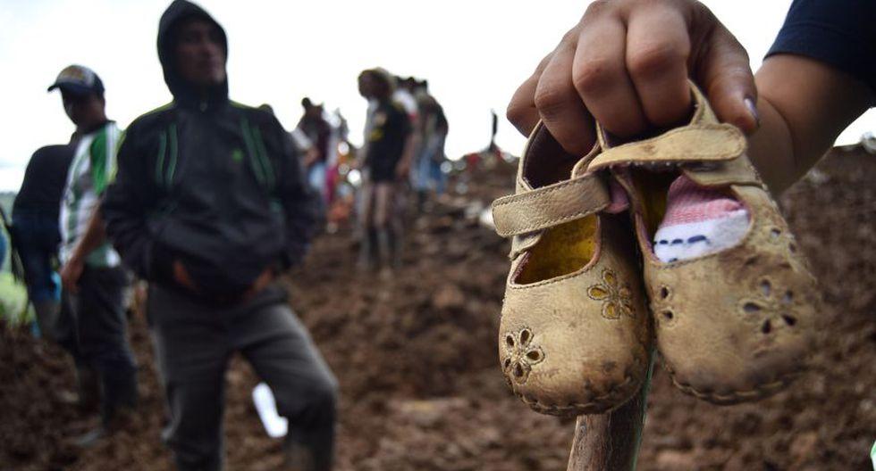 Colombia   Cauca   Suben a 20 los muertos por alud en suroeste del país. (EFE)