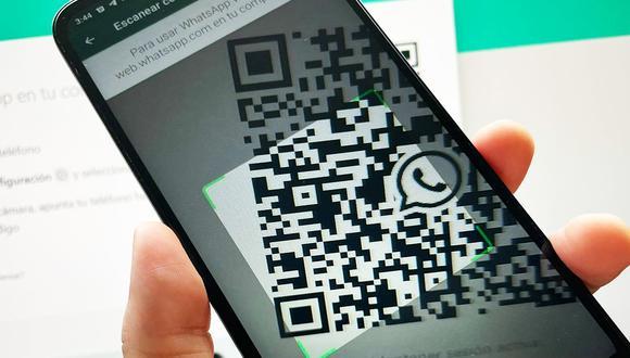 Conoce el método para volver a activar WhatsApp Web. (Foto: MAG)