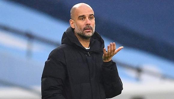 El entrenador del Manchester City no fue indiferente ante la situación que atraviesa FC Barcelona y expresó lo que siente luego de de haber visto la detención de Josep Bartomeu por el caso BarçaGate. (Foto: AFP)