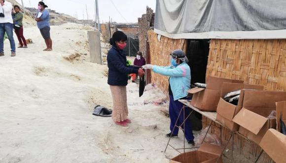 Qikyu Sisa ha logrado alimentar, durante la cuarentena, a más de 300 mil personas en estado de vulnerabilidad. (Foto: Difusión)
