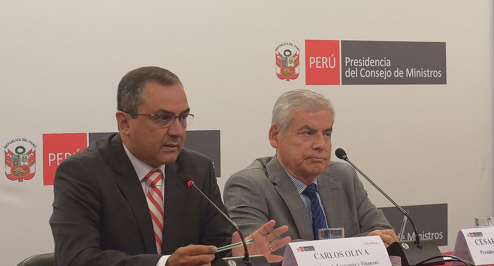 Este grupo, que tiene como objetivo promover la transparencia, la ética y la integridad en los servidores de la referida institución, estará presidido por el ministro de Economía y Finanzas, Carlos Oliva. (Foto: MEF)