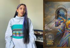 Renata Flores estrena 'ISQUN': álbum inspirado en peruanas luchadoras como Francisca Pizarro y María Parado de Bellido | ENTREVISTA