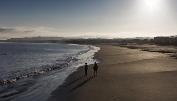 El año pasado, las playas del norte entre Piura y Tumbes recibieron 350 mil turistas, según la Dircetur de Piura. (Foto: Fidel Carrillo/ GEC)