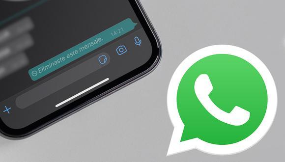 Conoce el método para ver las fotos eliminadas de tus amigos en WhatsApp. (Foto: MAG)