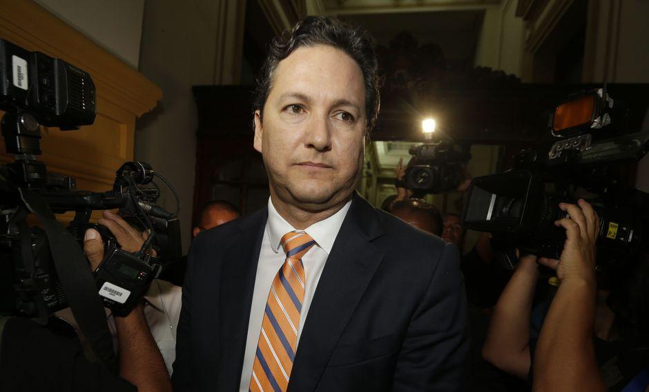 Daniel Salaverry afirma que hasta que termine su gestión está enfocado en impulsar el debate y aprobación de las reformas políticas (Foto: Alonso Chero)