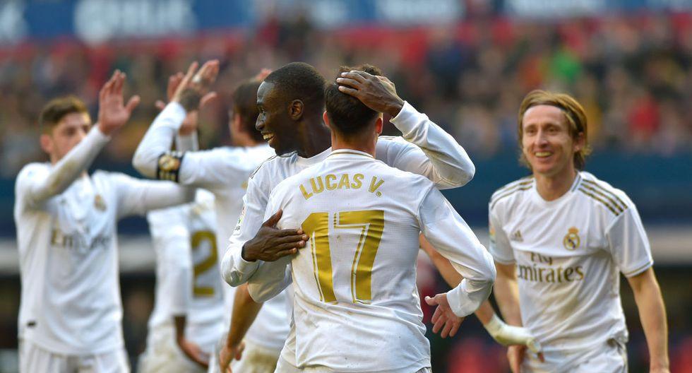 Real Madrid enfrentará a Celta de Vigo por LaLiga Santander. Conoce los horarios y canales de todos los partidos de hoy, domingo 16 de febrero. (AFP)