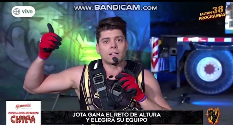 EEG: Ignacio Baladán Pierde Los Papeles En Vivo Y Le Grita
