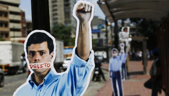 Leopoldo López, el opositor encarcelado que estorba al chavismo