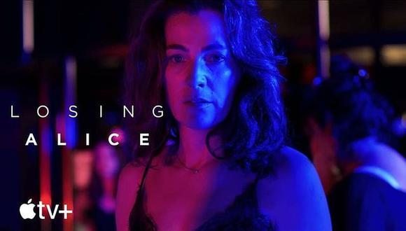 """Apple vuelve a apostar por la TV israelí en su nueva serie, """"Losing Alice"""". (Foto: @appletv)"""