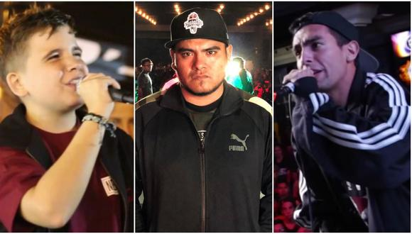 Supremacía MC: Aczino, Zaina y Teorema, vendrán a Perú para disputar torneo internacional de freestyle. (Foto: Twitter)
