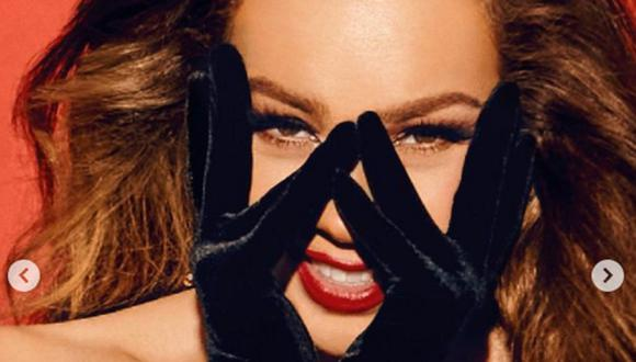 A principios de la década de 1990, Thalía fue relacionada con Luis Miguel (Foto: Instagram/ Thalía)