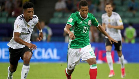 Giovani Dos Santos habría rechazado oferta de Emiratos para quedarse en América | Foto: EFE.