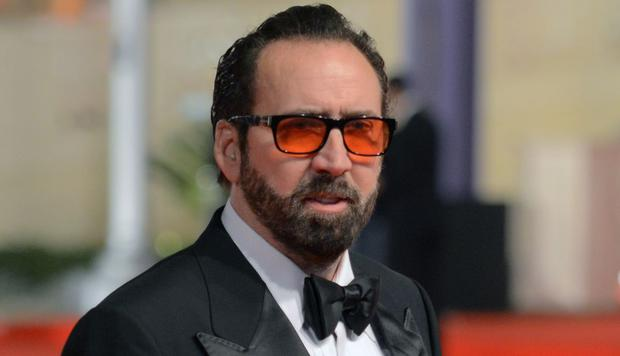 Nicolas Cage was the one who pushed Johnny Depp into acting.  (Photo: AFP / Mohamed El-Shahed)