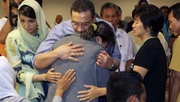 Gobierno de Malasia: Búsqueda de sobrevivientes continúa
