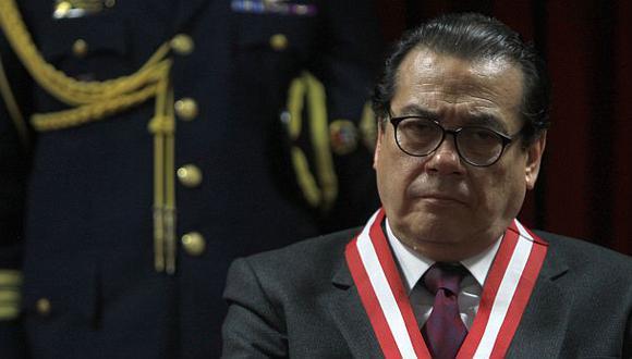 Mendoza pidió investigar conducta de jueces del Caso Movadef