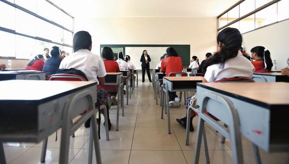 El presidente Martín Vizcarra destacó el esfuerzo de los profesores que sí se capacitan y aprueban las evaluaciones | Foto: Diario Trome