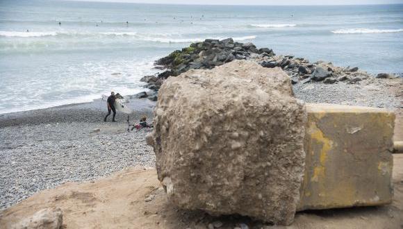"""Rocas"", por Milagros Leiva"
