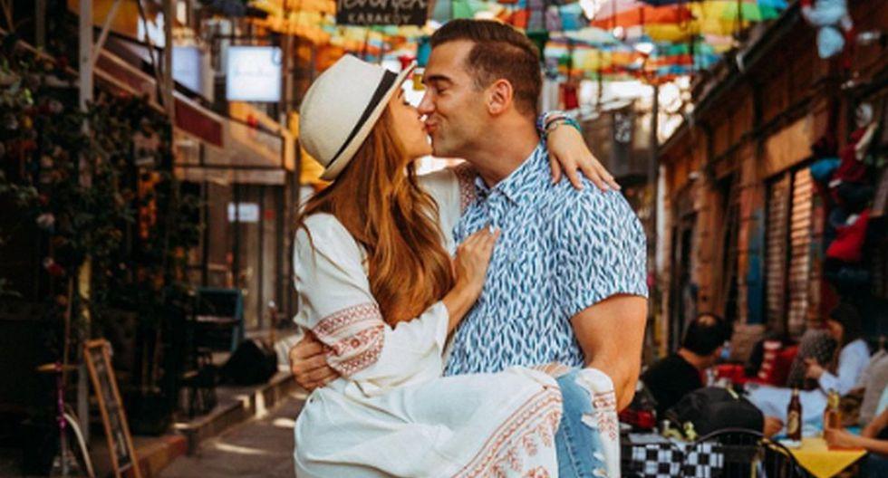 Si bien sus fans están al pendiente para comentar inmediatamente, su novio Lewis Howes tampoco es ajeno a la sensualidad de Yanet García. (Foto: Instagram)