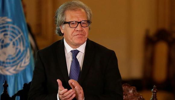 El secretario general de la OEA, Luis Almagro, anunció envío de delegación a pedido del presidente Kuczynski. (Foto: Reuters)