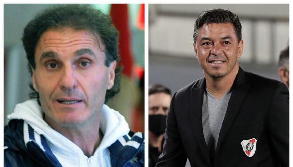 """Óscar Ruggeri: """"Los hinchas de Boca Juniors quieren que se vaya Gallardo, gana mucho con River"""""""