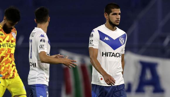 Luis Abram tiene coronavirus, confirmó Vélez Sarsfield. (Foto: AFP)