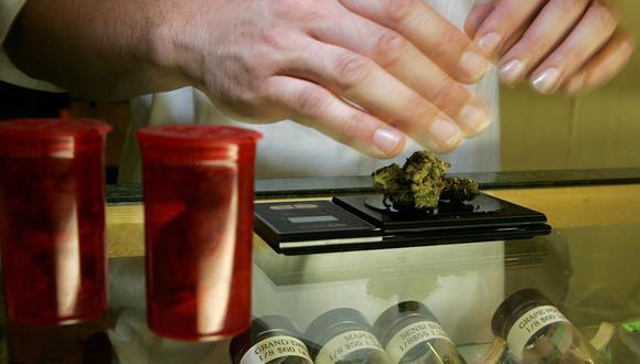 En Colombia el cannabis se legalizó a finales de 2015 para uso medicinal. (Foto: AFP)