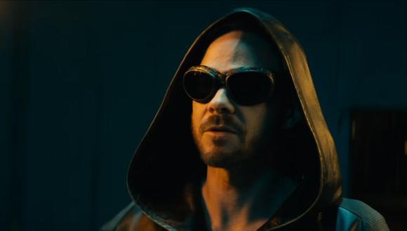 """Farolero (Lamplighter) es interpretado en """"The Boys"""" por Shawn Ashmore , un conocido actor salido de las filas de los X-Men (Foto: Amazon Prime Video)"""