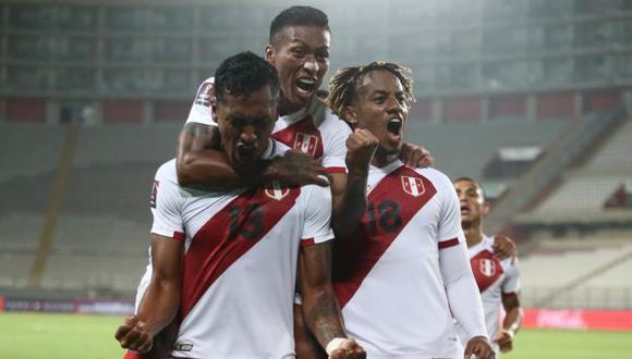 Perú y Argentina se verán las caras por la cuarta jornada de las Eliminatorias Qatar 2022. (Foto: AFP)