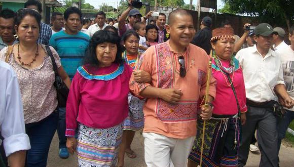 Elecciones 2016: Miguel Hilario emitió su voto en Pucallpa