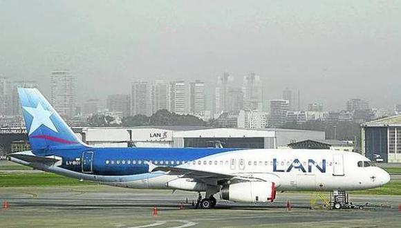 """""""Se estima que durante el primer año se trasladaran a 48,000 pasajeros en esta ruta"""", precisó el Gerente General de LATAM Airlines Perú. (Foto: El Comercio)"""