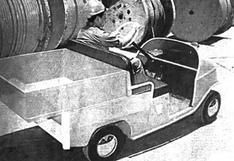 Mucho antes de Elon Musk y Tesla: así era el primer vehículo eléctrico que funcionó en Lima hace 49 años