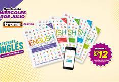 """Aprender inglés nunca fue tan fácil con """"ENGLISH FOR EVERYONE""""."""