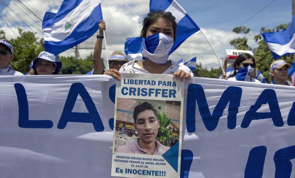 Nicaragua expulsa a misión de Derechos Humanos de la ONU (Foto: EFE)