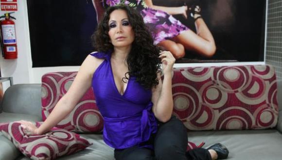 """""""El gran show"""": Janet Barboza fue salvada por el jurado"""