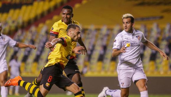 LDU vs. Barcelona de Guayaquil: albos y toreros se enfrentan por la fecha 5 de la Liga Pro.