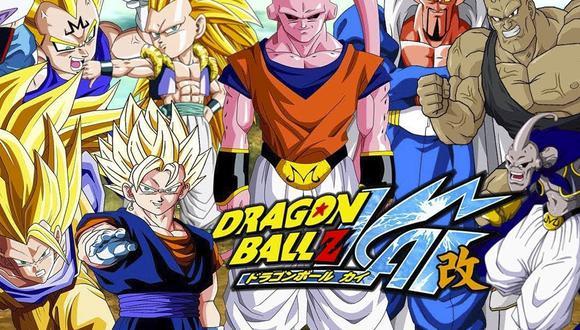 Dragon Ball Z y Dragon Ball Z Kai, ¿en qué se diferencian? (Foto: Toei Animation)