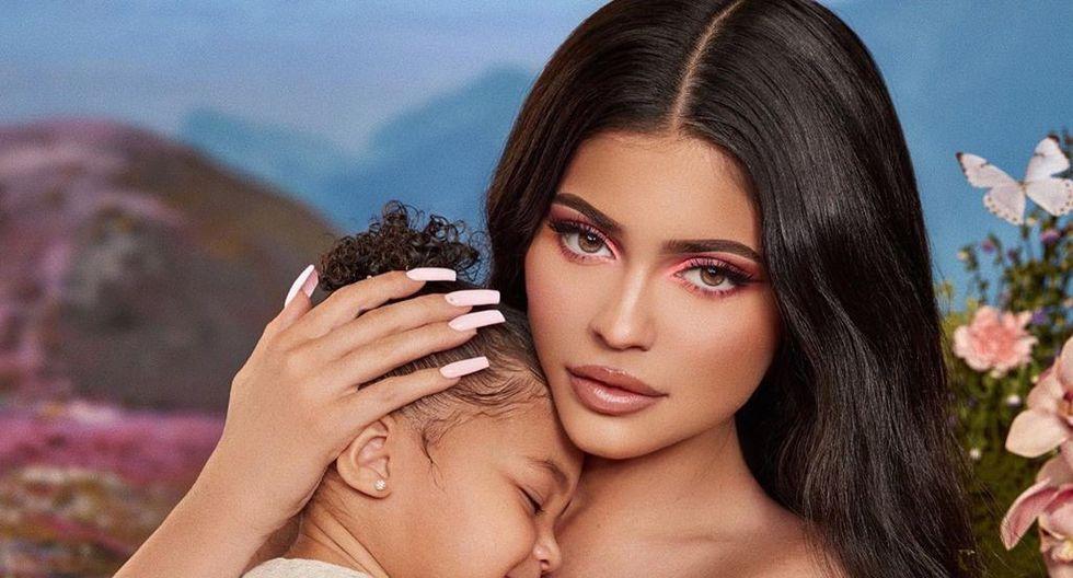 Kylie Jenner mantuvo un embarazo secreto que documentó para su canal de YouTube.  (Foto: Instagram)