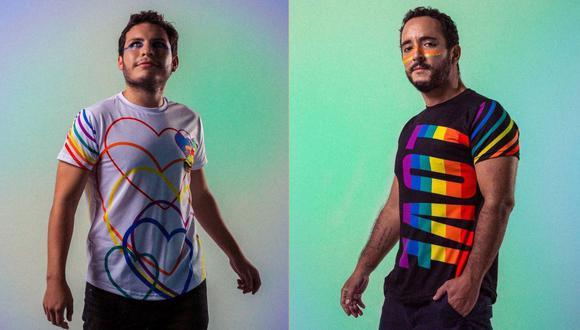 """Genaro Rivas presenta su colección pride """"Bicentenario con Orgullo"""". (Foto: @genarorivas)"""