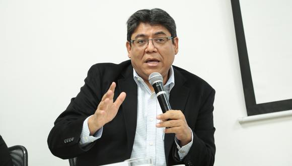 Elmer Cuba, socio de Macroconsult. (Foto: GEC)